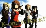 K-ON!! is Rock!!