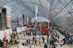Leipziger Buchmesse 2015 Tag 2