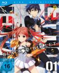 Black Bullet - Blu-ray Box 1