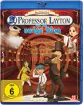 Professor Layton und die ewige Diva - Blu Ray