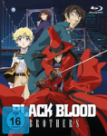 Black Blood Brothers – Blu-ray Gesamtausgabe