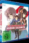 Das Verschwinden der Haruhi Suzumiya - Der Film - Blu-ray