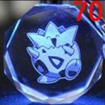 Pokemon Anhänger Nummer 070