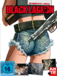 Black Lagoon - 1. Staffel - Gesamtausgabe - Blu-ray