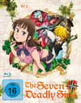 The Seven Deadly Sins – Blu-ray Box 2