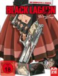Black Lagoon - 2. Staffel - Gesamtausgabe - Blu-ray
