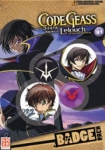 Button Code Geass - Set 1