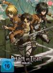 Attack on Titan – DVD Box 4