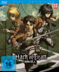 Attack on Titan – Blu-ray Box 4