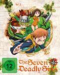 The Seven Deadly Sins – Blu-ray Box 3