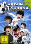 Captain Tsubasa Super Kickers - Episoden 1-26 (5 Disc Set)
