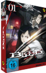 Blood+ Box 1 (2 DVDs)