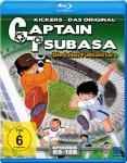 Captain Tsubasa - Die tollen Fußballstars - Episoden 65-128 (Blu-ray)