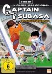 Captain Tsubasa - Die tollen Fußballstars - Volume 3 (3 Disc Set)