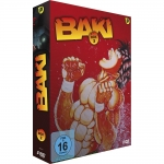 Baki Box 2 - 2. Staffel (5 DVDs)