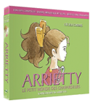 CD - Arrietty - Original Song Compilation - Complete Collector Edition