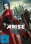 Ghost in the Shell - Arise: Borders 1 & 2 - DVD