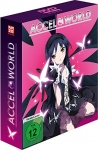 Accel World – DVD Box 1 – Limited Edition