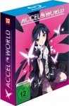 Accel World – Blu-ray Box 1 – Limited Edition