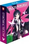 Accel World – Blu-ray Box 1 – Limited Edition