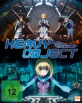 Heavy Object - Vol 1 (Episoden 01-06) (Blu-ray)