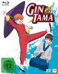 Gintama - Vol 2 (Episoden 14-24) (Blu-ray)