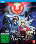 Code Geass: Akito the Exiled (OVA 3+4) – Blu-ray