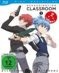 Assassination Classroom 2 – 2. Staffel – Blu-ray Box 1
