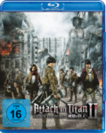 Attack on Titan: End of the World – Blu-ray