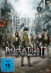 Attack on Titan: End of the World – DVD