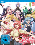 Die Monster Mädchen – Blu-ray Vol. 1 – Limited Edition mit Sammelbox