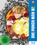 One Punch Man – Blu-ray Vol. 2