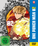One Punch Man – DVD Vol. 2