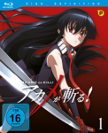 Akame ga KILL! – Schwerter der Assassinen – Blu-ray Box 1