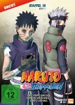 Naruto Shippuden Staffel 18.1 (Episoden 593-602) (2 Disc Set)