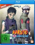 Naruto Shippuden Staffel 18.1 (Episoden 593-602) (2 Disc Set) (Blu-ray)