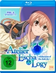 Atelier Escha & Logy - Vol 2 (Episode 5-8) (Blu-ray)