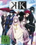 K - Vol 1 (Episoden 01-05) (Blu-ray)