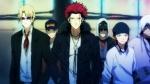 K - Vol 1 (Episoden 01-05) (Blu-ray)