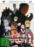 Road to Ninja: Naruto The Movie (2012) (Mediabook)