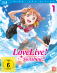 Love Live! Sunshine!! – Blu-ray Vol. 1