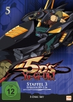 Yu-Gi-Oh! 5D´s Staffel 3 Vol 2 (Folge 89-116) (5 Disc Set)