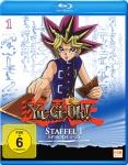 Yu-Gi-Oh! Staffel 1.1 (Episoden 1-25) (Blu-ray)