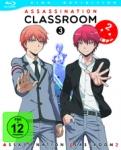 Assassination Classroom 2 – 2. Staffel – Blu-ray Box 3
