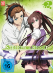 Strike the Blood – DVD Box 2
