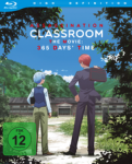 Assassination Classroom The Movie: 365 Days Time – Blu-ray