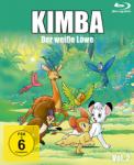 Kimba, der weiße Löwe – Blu-ray Box 2