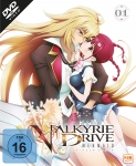 Valkyrie Drive: Mermaid Vol. 1 (Episoden 1-4)
