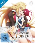 Valkyrie Drive: Mermaid Vol. 1 (Episoden 1-4) (Blu-ray)