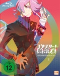 Concrete Revolutio - Volume 1 - Episode 1-7 (Blu-ray)